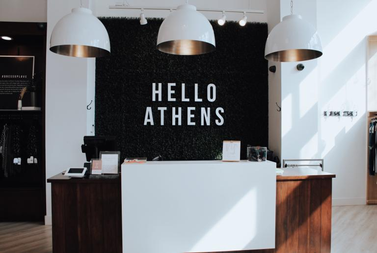 Dress Up Athens Women's Clothing Store Hello Athens