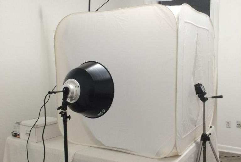 Photo Room Light Box