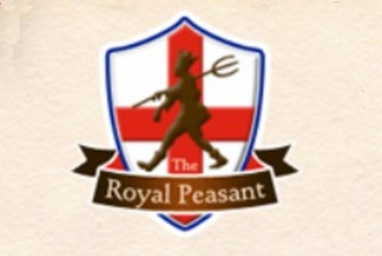 Royal Peasant logo