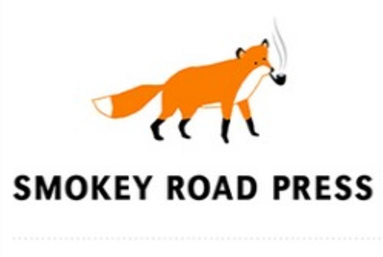 Smokey Road Press logo needs to be replaced