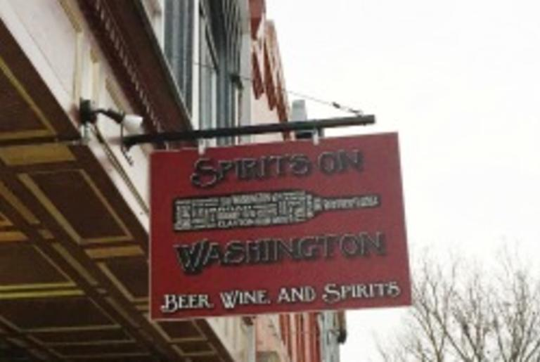 Spirits on Washington