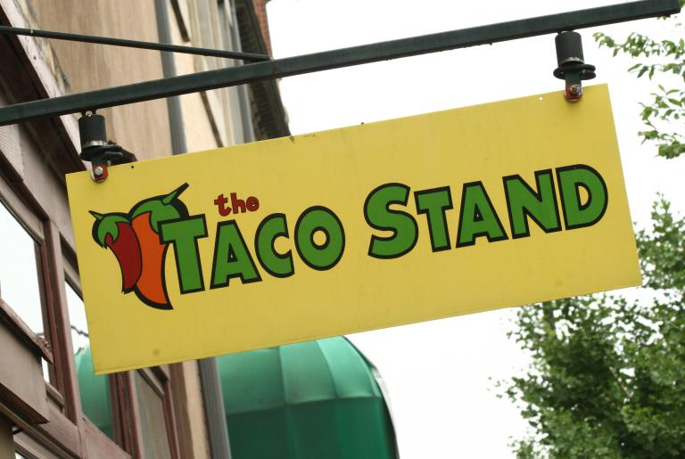 taco stand