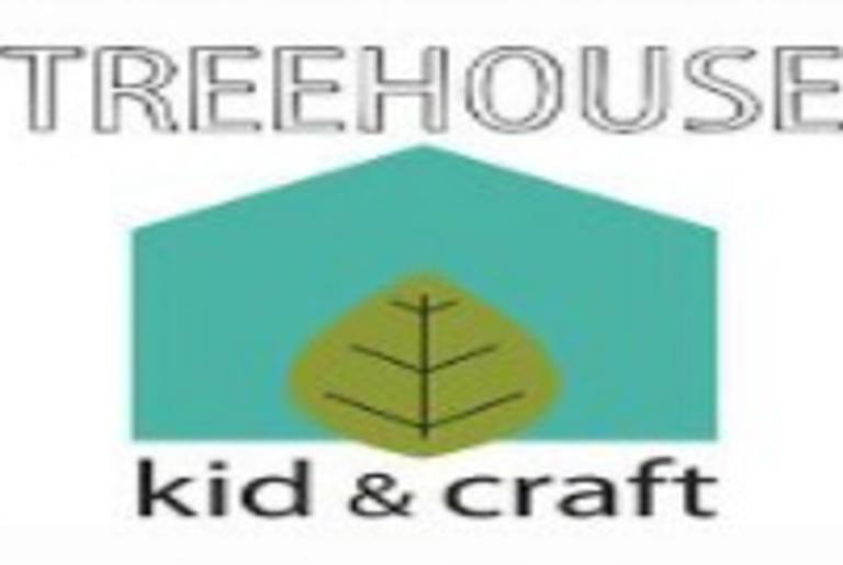 Treehouse Kid and Craft Logo