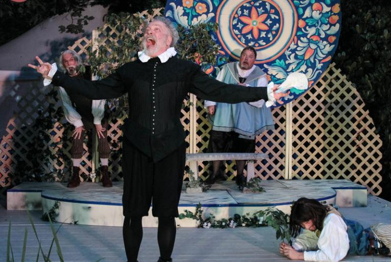 Rose of Athens Theatre's Shakespeare on the Lawn 2014