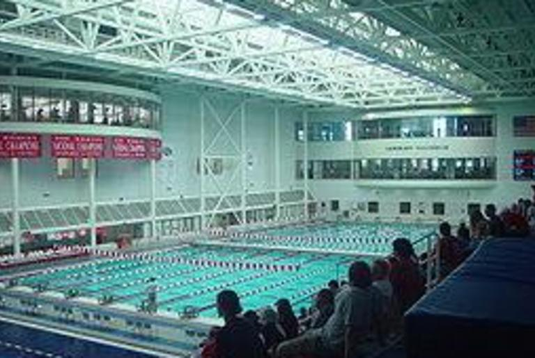 UGA Swimming Gabrielsen Natatorium