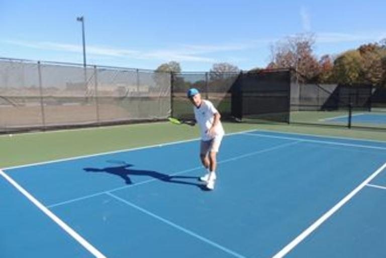Athens-Clarke County Tennis Center player