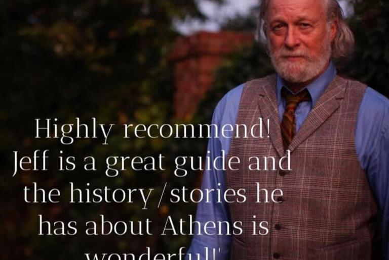 Haunted History Tour Guide review