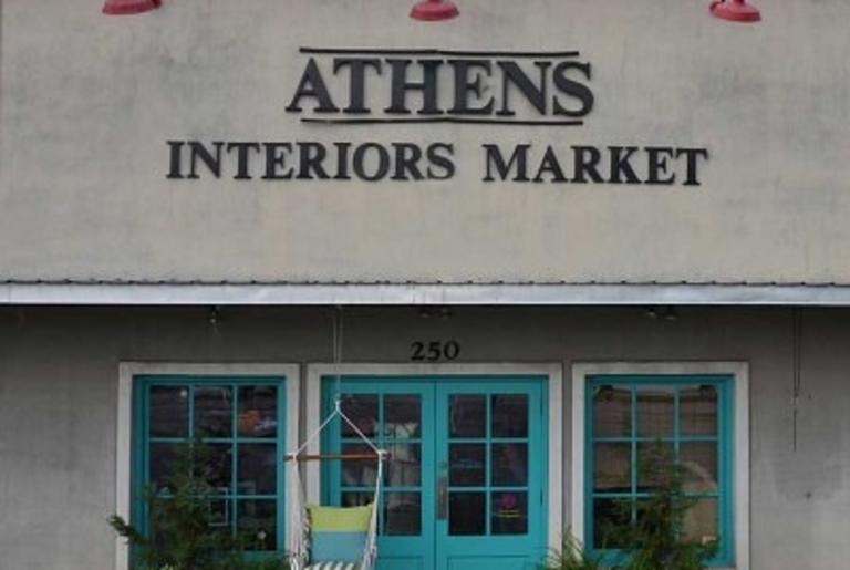 Athens Interiors Market exterior