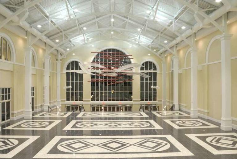 Classic Center Atrium