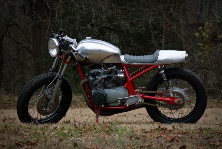 Bedlam Werks Motorcycle