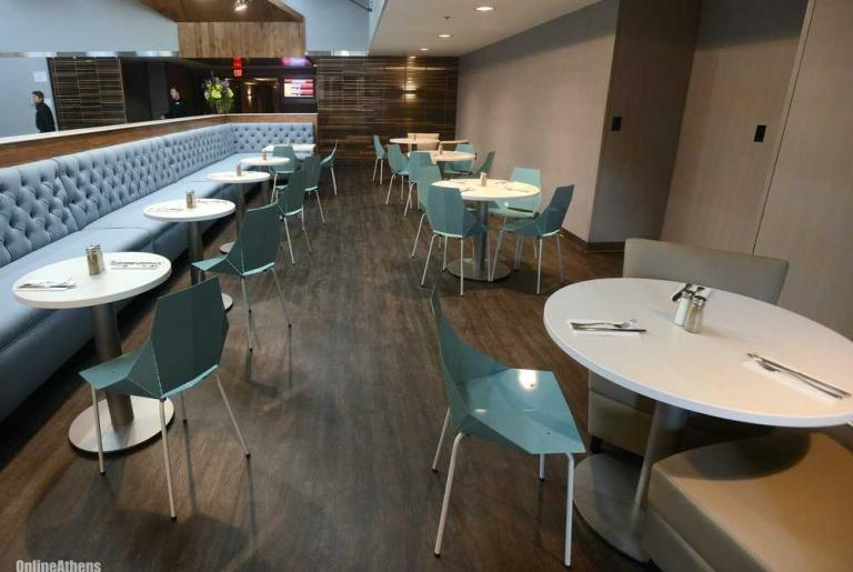 Beechwood Cinema Dining Area