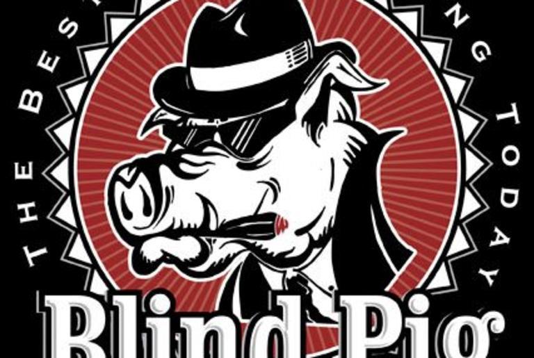 Blind Pig Tavern logo image