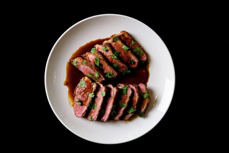 Butcher and Vine steak