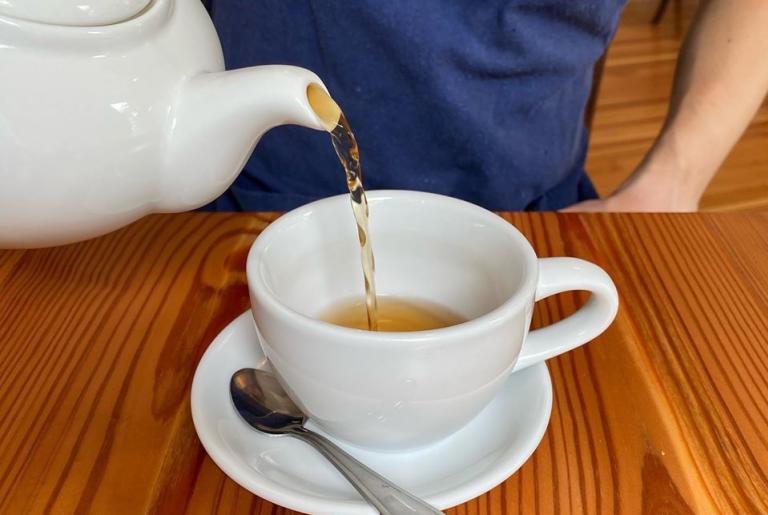 Cafe on Lumpkin Tea