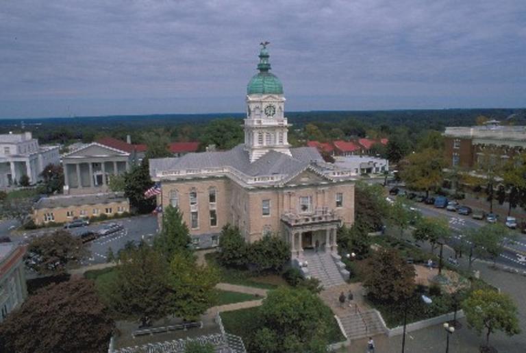 Athens-Clarke City Hall