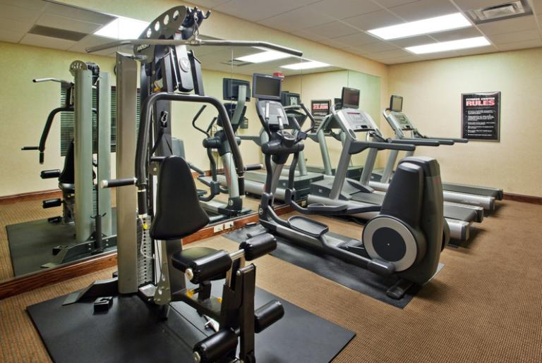 Country Inn Suites Athens Fitness Center