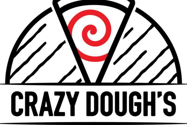 crazy dough logo
