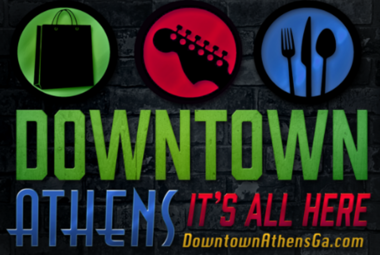 Downtown Athens GA logo