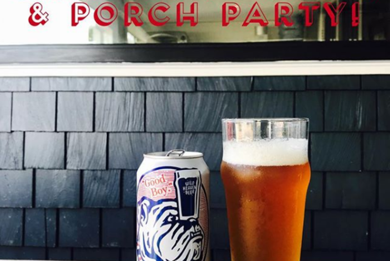 Expat Athens Gameday Porch Party