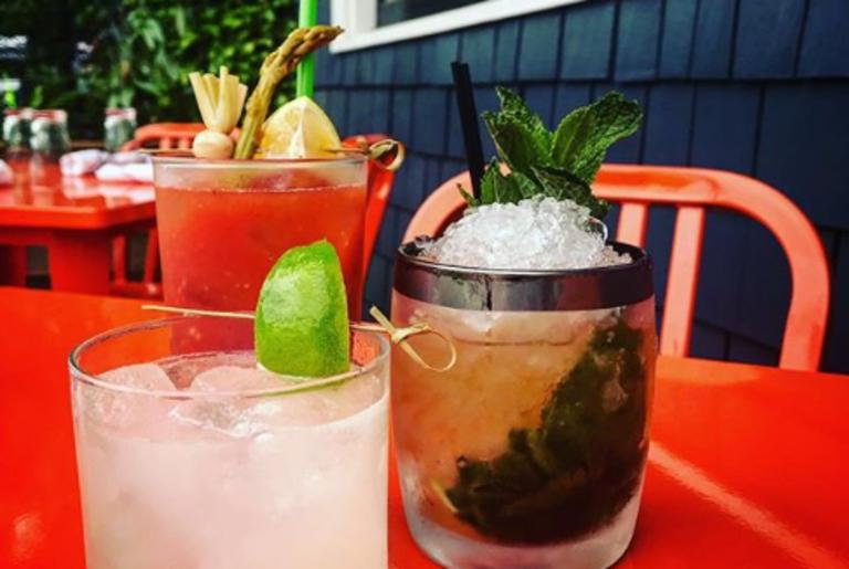 Expat Athens cocktails