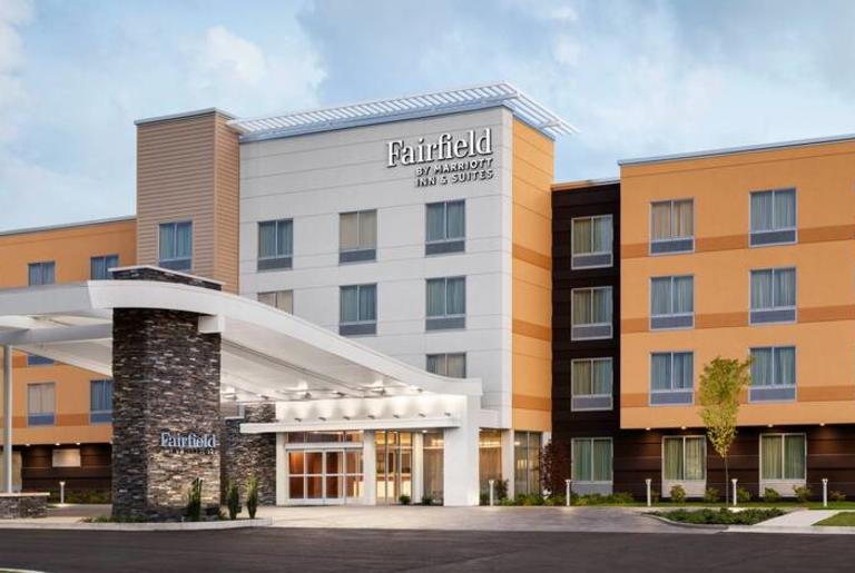 Fairfield Inn & Suites Athens artist rendering
