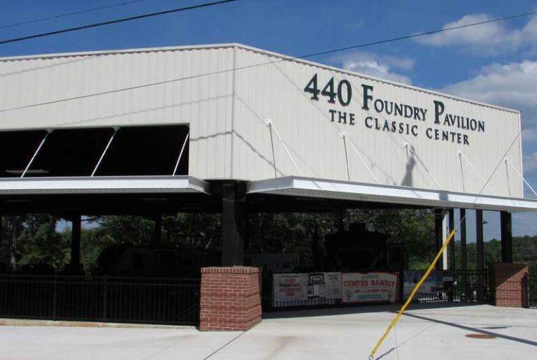 440 Foundry Pavilion at The Classic Center