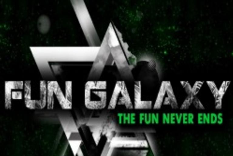 Fun Galaxy Athens logo