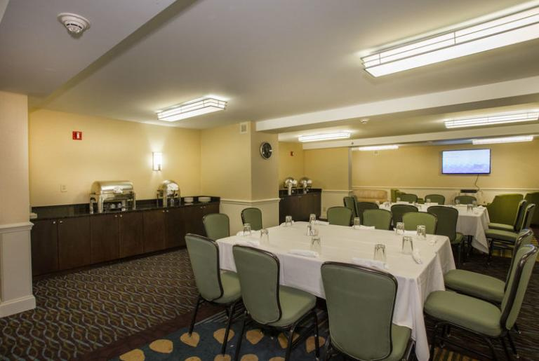 Holiday Inn Athens Georgia Meeting Room