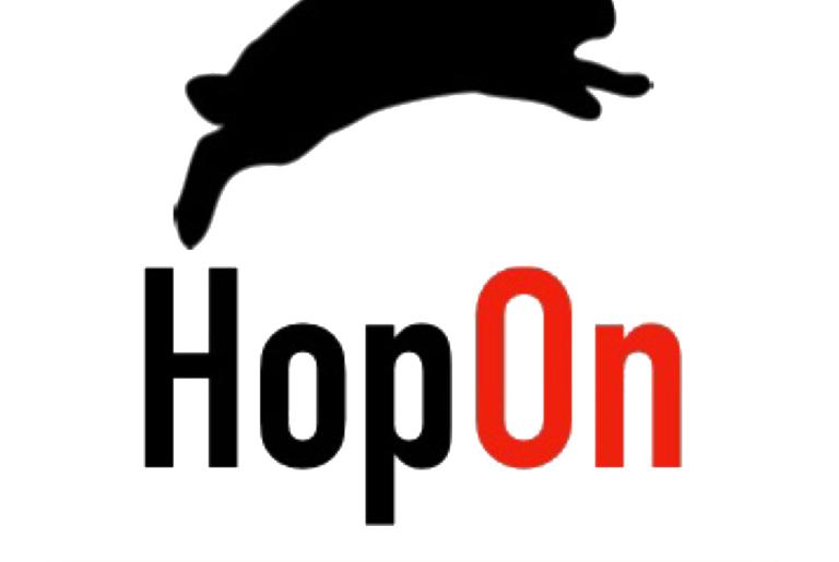 HopOn Logo