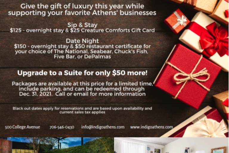 Gift a Stay Offer 2020