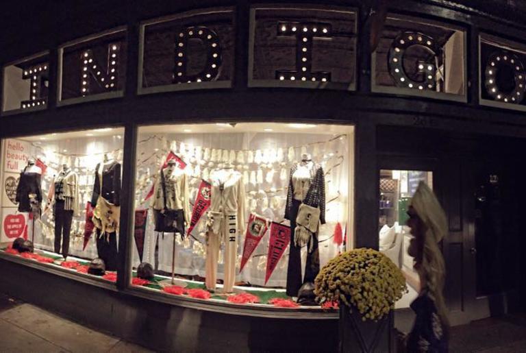 Indigo Child Athens Storefront