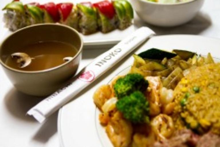 Inoko food image for logo