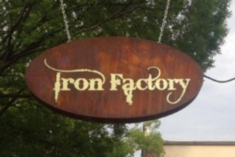 Iron Factory logo
