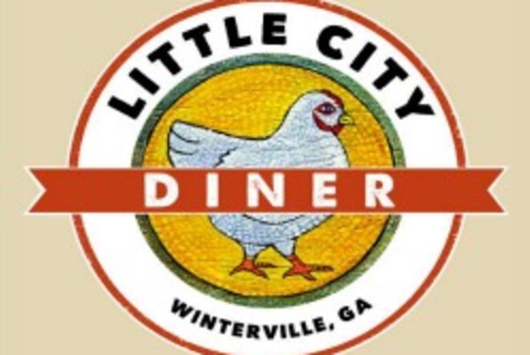 Little City Diner logo