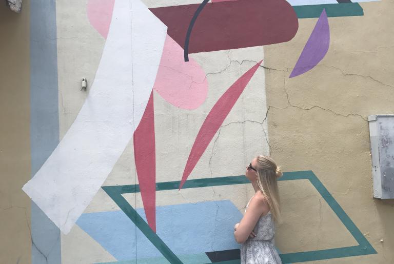 Mural by Trek Matthews