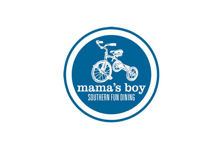 Mama's Boy Logo