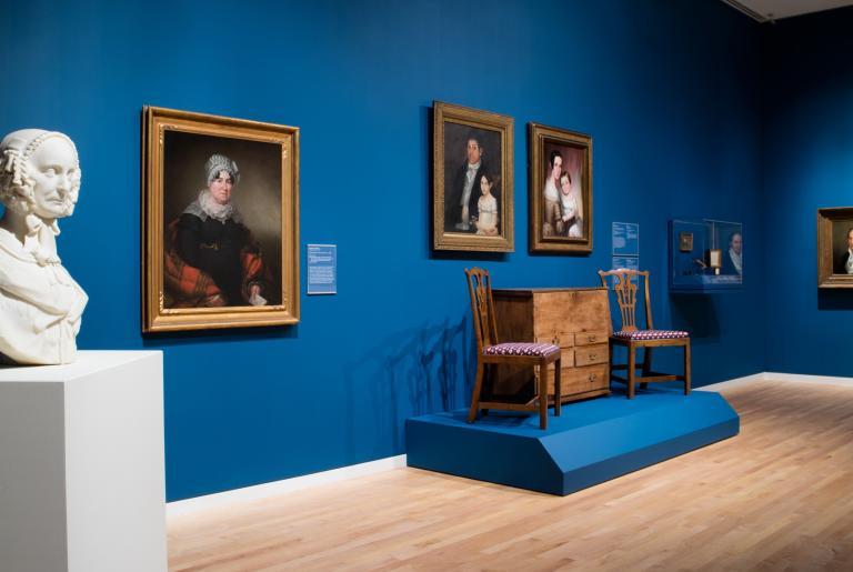 H. Randolph Holder Gallery