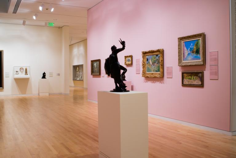 Letitia & Rowland Radford Gallery