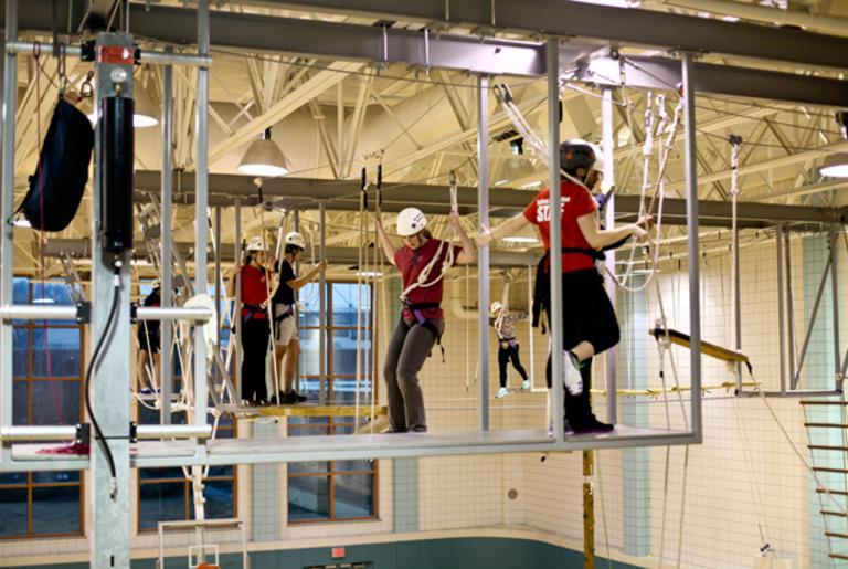 Indoor Course 3