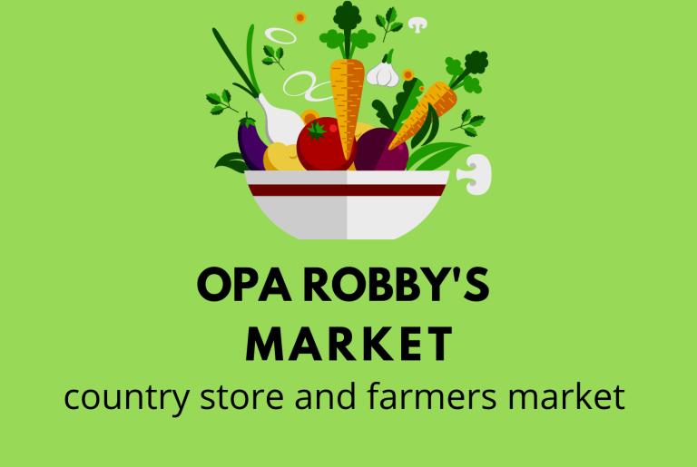 Opa Robby's Logo