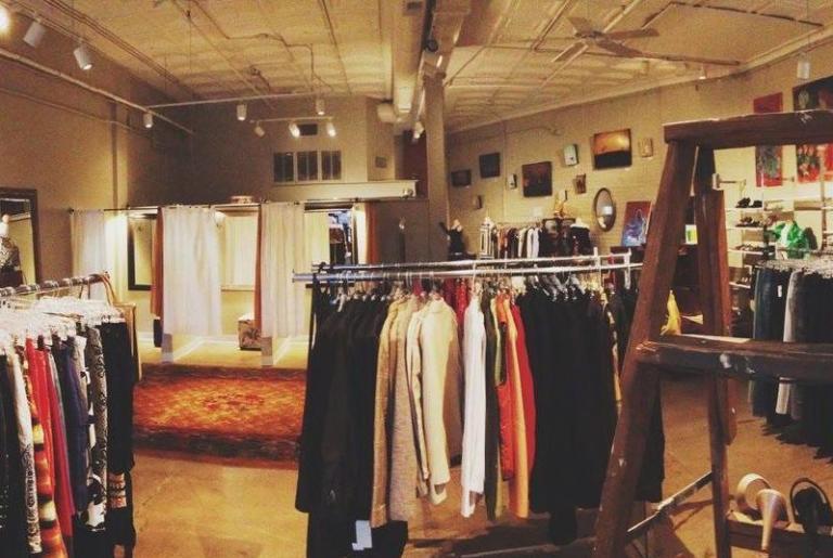 Suska Athens Georgia boutique interior 2