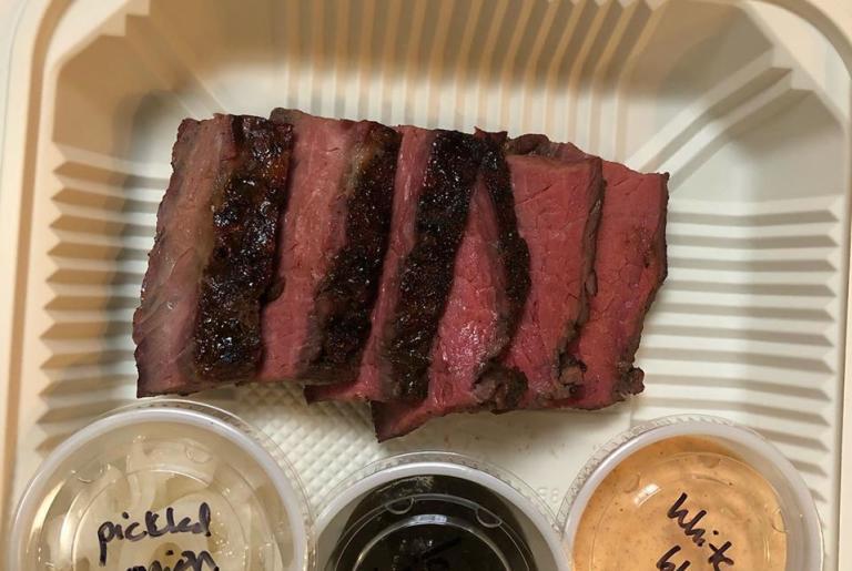 The Plate Sale Brisket
