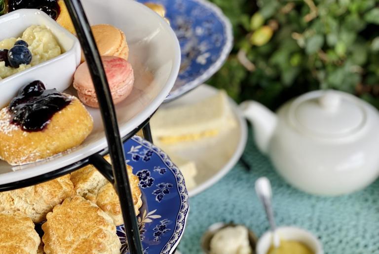 Royal Tea Cafe on Lumpkin