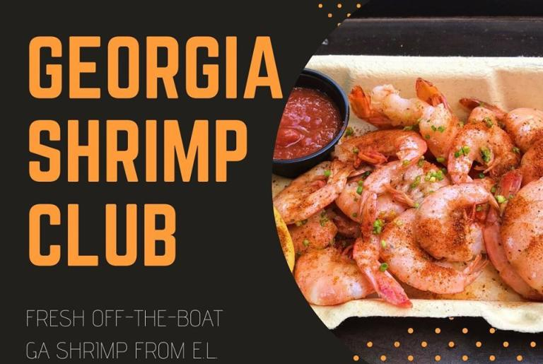 Seabear Georgia Shrimp Club