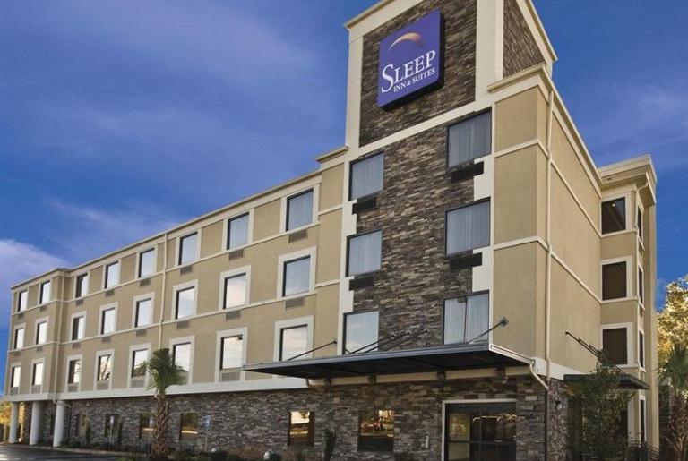 Sleep Inn and Suites 1