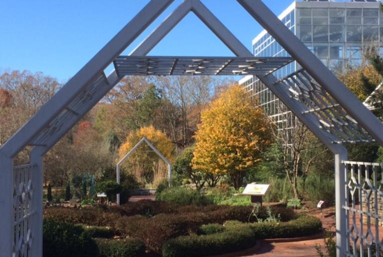 State Botanical Garden of Georgia Athens Archway