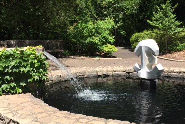 State Botanical Garden of Georgia Athens Fountain