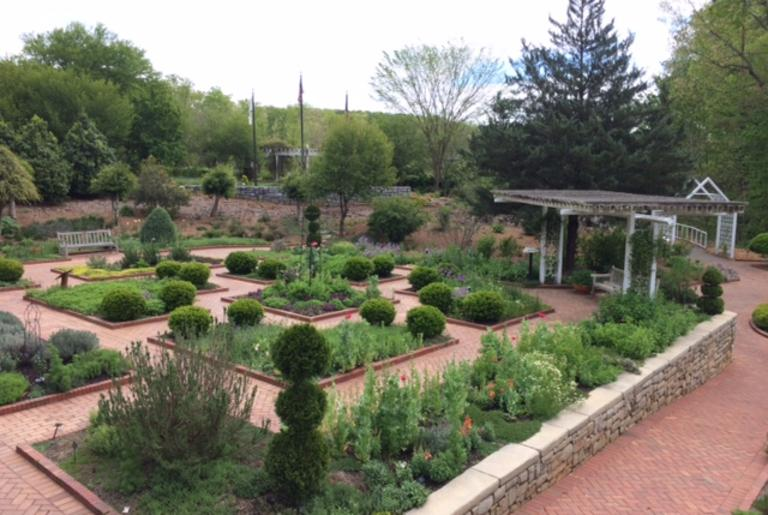State Botanical Garden of Georgia Athens Heritage Garden