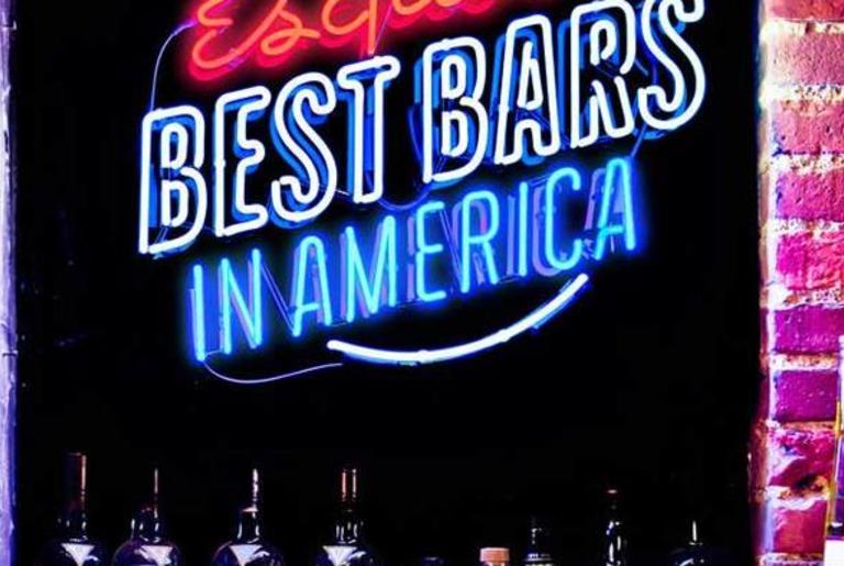 The Globe-Esquire Best Bars Icon