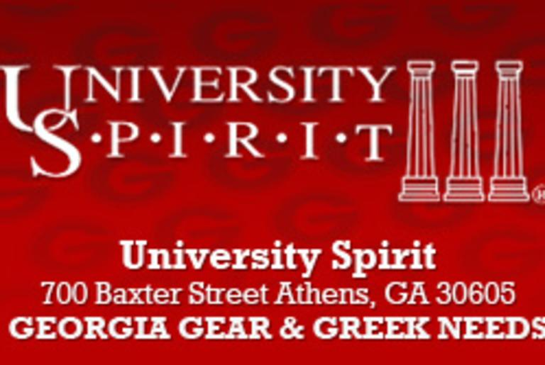 University Spirit Bookstore